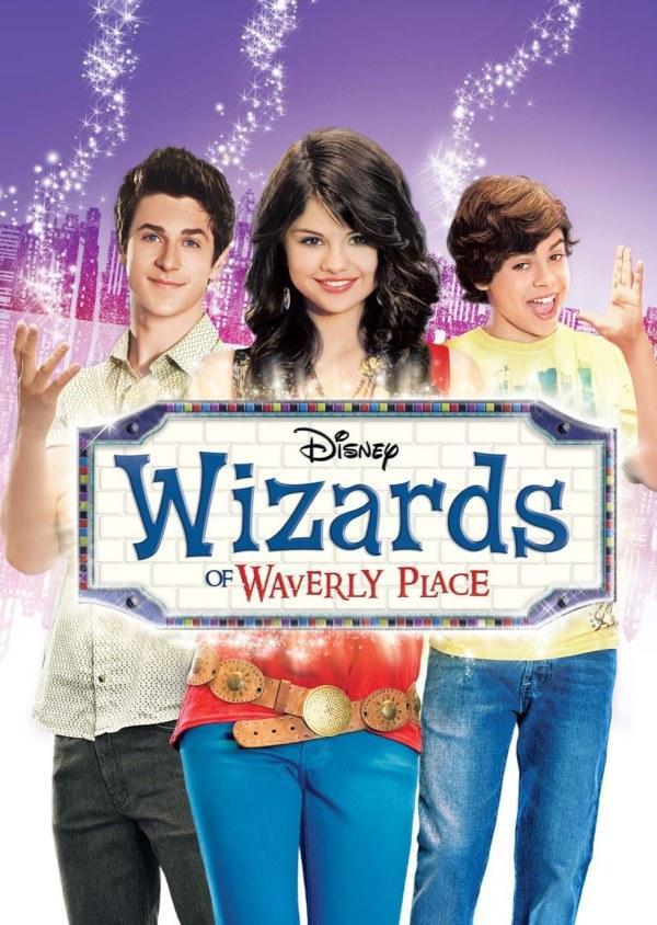 Волшебники из Вэйверли Плейс / Wizards of Waverly Place (2007)