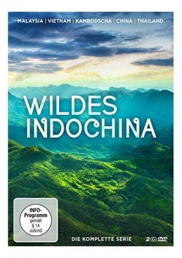 Discovery: Неизведанный Индокитай / Wildest Indochina (2014)