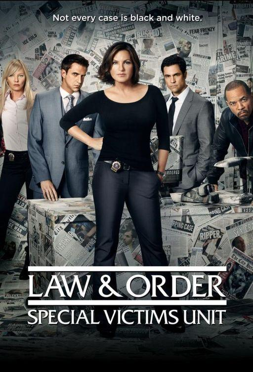 Закон и порядок. Специальный корпус(1999)