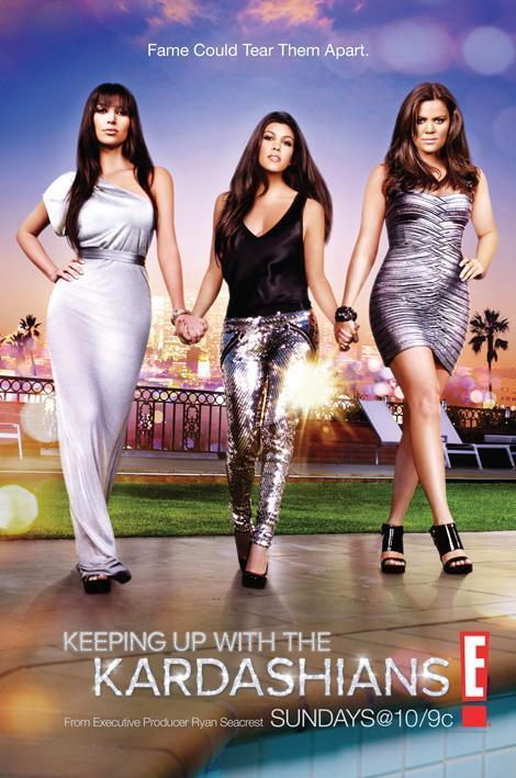Семейство Кардашьян / Keeping Up with the Kardashians (2007) смотреть онлайн 1-19 сезон