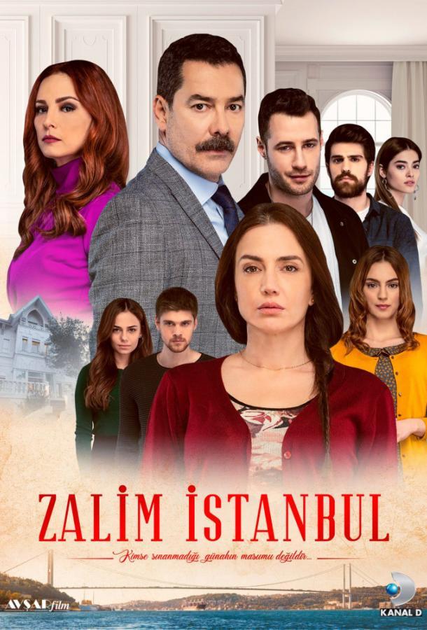 Жестокий Стамбул / Zalim Istanbul (2019)