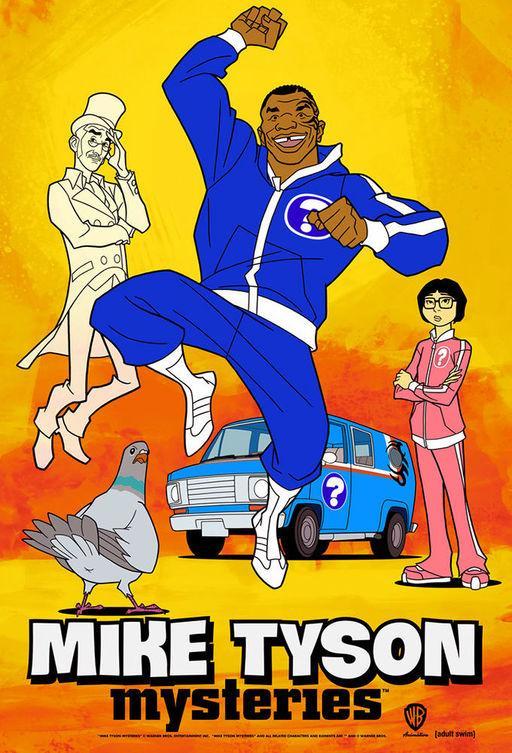 Тайны Майка Тайсона / Mike Tyson Mysteries (2014)