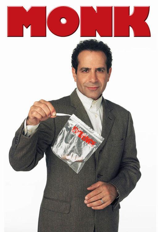 Дефективный детектив / Monk (2002)