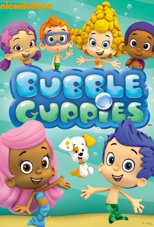 Гуппи и пузырики / Bubble Guppies (2011)