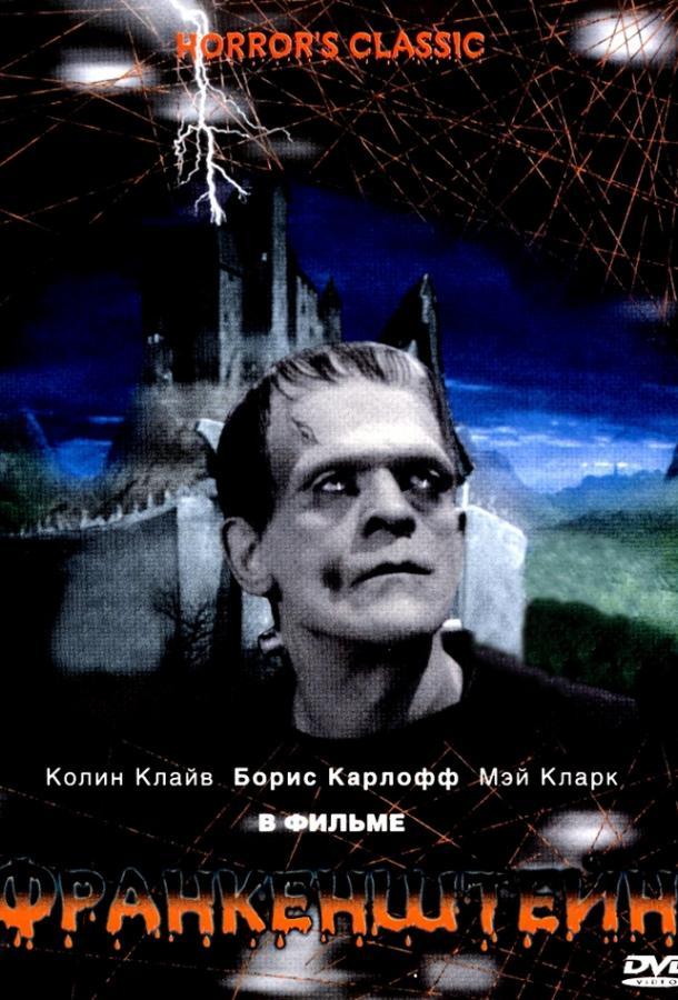 Франкенштейн (1931) смотреть онлайн в хорошем качестве