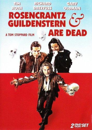 Розенкранц и Гильденстерн мертвы (1990) смотреть онлайн в хорошем качестве