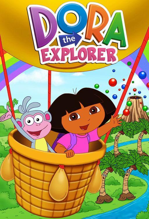 Даша-путешественница / Dora the Explorer (2000)