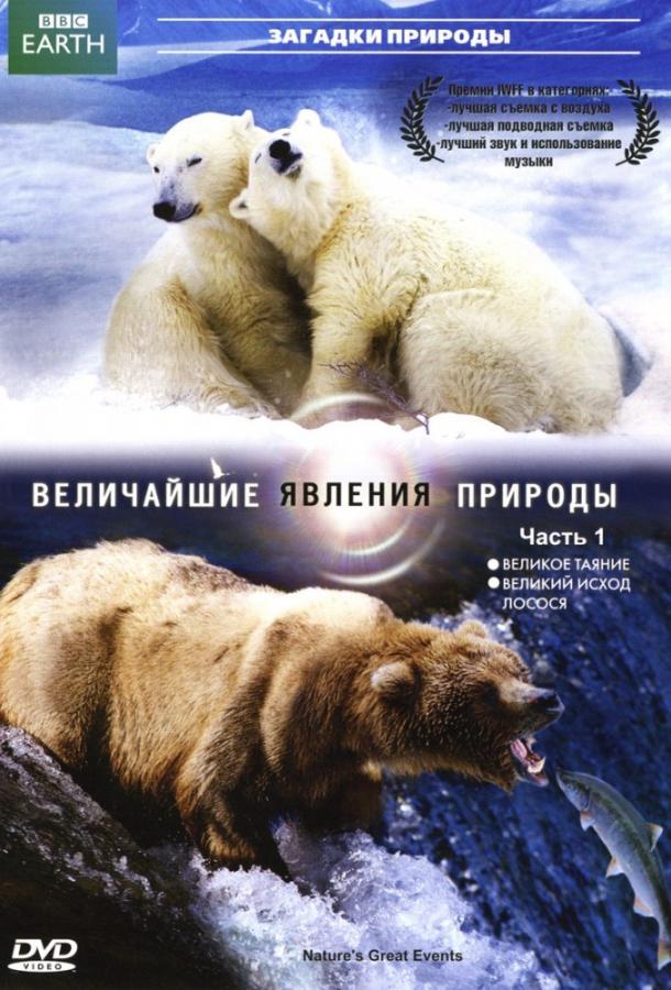 Величайшие явления природы / Nature's Great Events (2009)