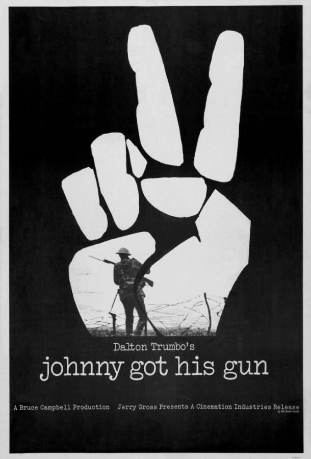 Джонни взял ружье (1971) смотреть онлайн