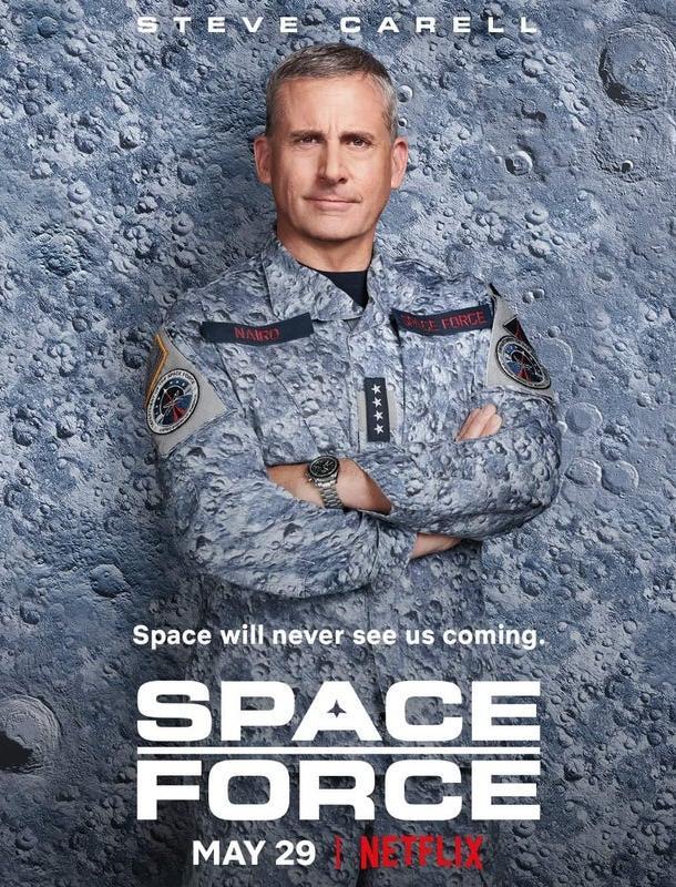 Космические войска / Space Force (2020)