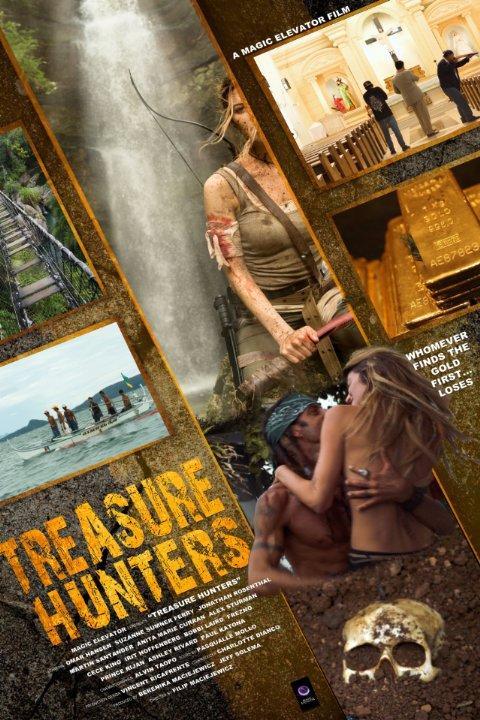 Охотники за сокровищами (2015)