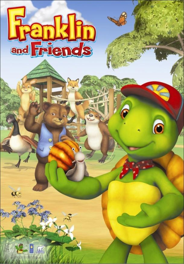 Фрэнклин и друзья  (2011) 1 сезон 27 серия.