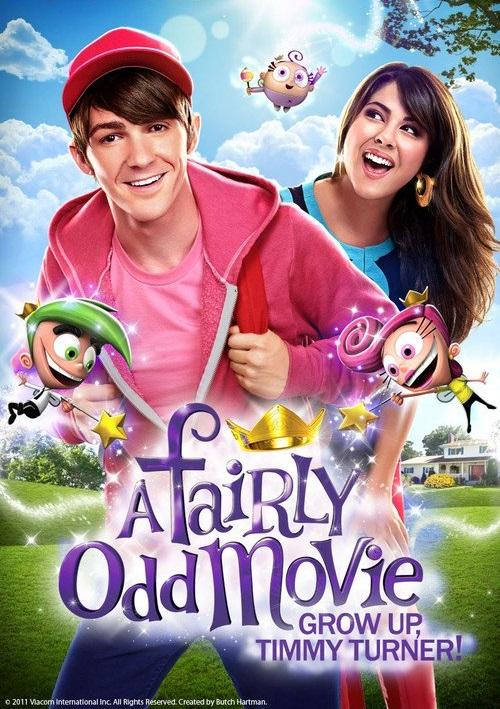 Волшебные родители / A Fairly Odd Movie: Grow Up, Timmy Turner! (2011)
