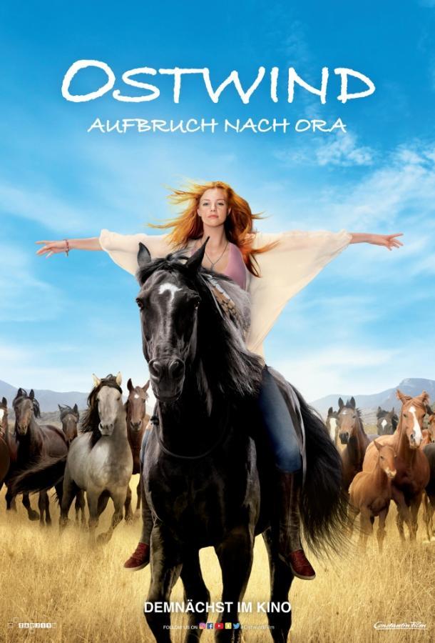 Оствинд 3 / Восточный ветер 3: Наследие Оры / Ostwind 3: Aufbruch nach Ora (2017)