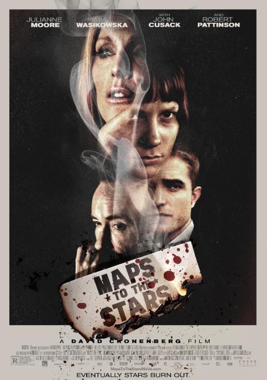 Звездная карта / Maps to the Stars (2014)