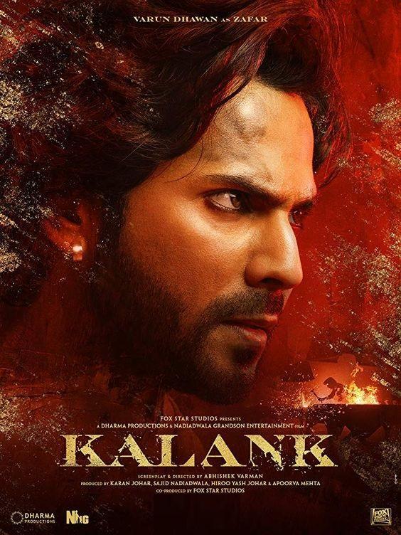 Порок / Kalank (2019)