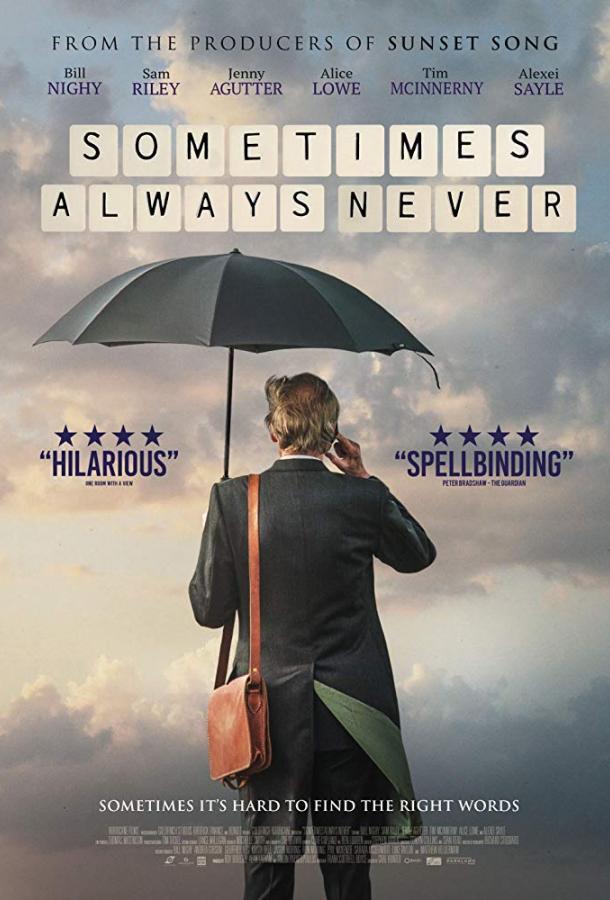 Иногда Всегда Никогда / Sometimes Always Never (2018)